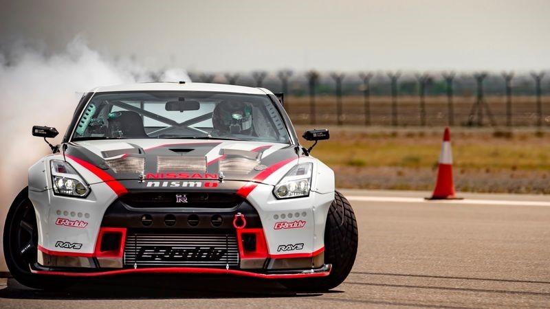 Фото Nissan GTR Nissmo