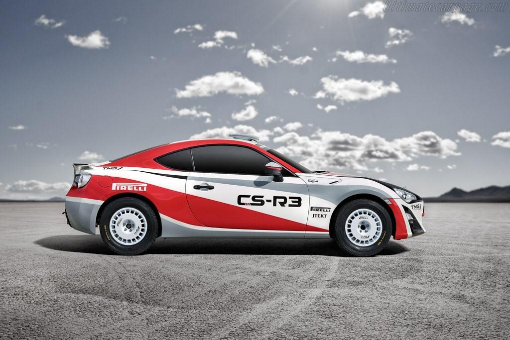 Фото Toyota GT86 CS-R3